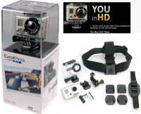 Gopro Helmet Hero  HD True Helmkamera