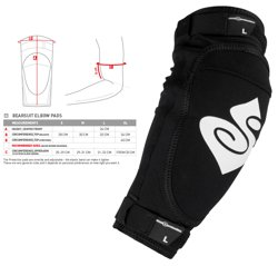 Sweet bearsuit Elbow Pads