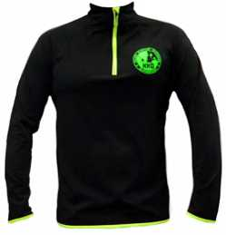 KKO Half Zip Pulli Heavy Duty