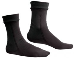 Hiko Teddy Fleece socks